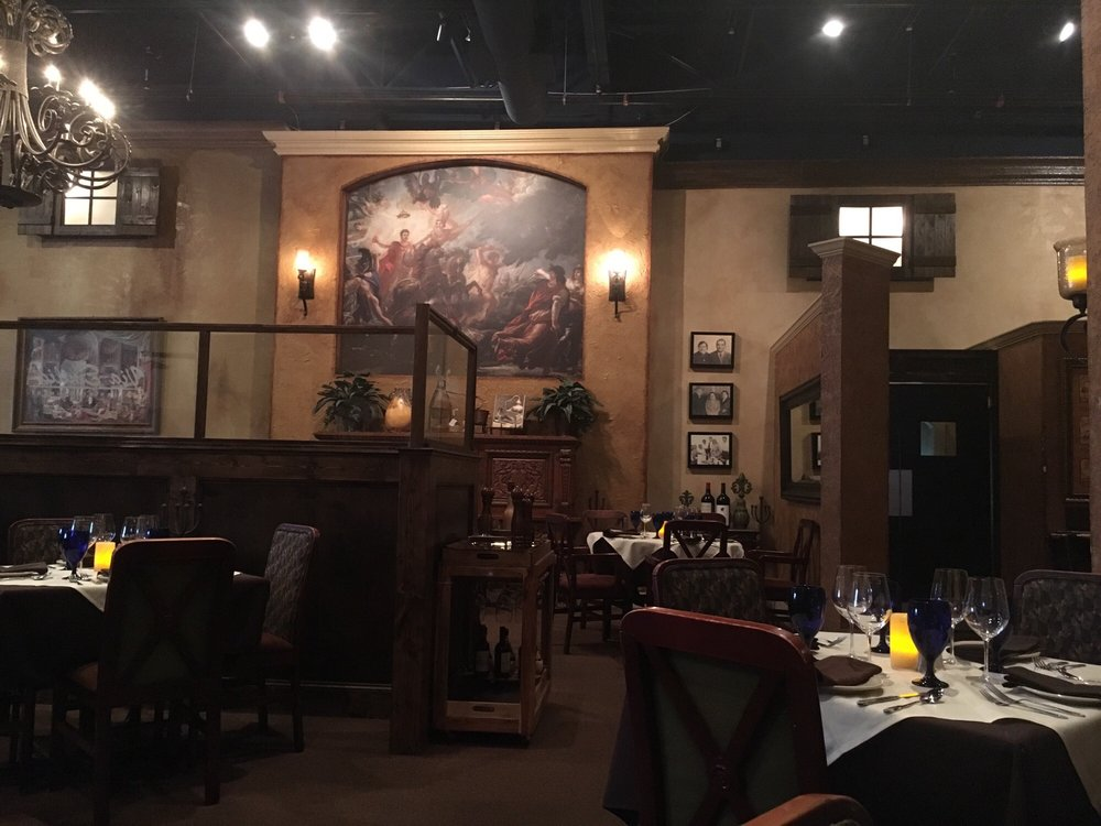 Photo Of Via Emilia Italian Restaurant The Woodlands Tx United States