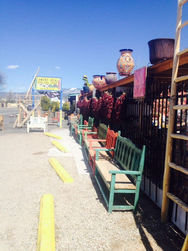 Camino Real - Furniture Stores - 1006 Cerrillos Rd - Santa Fe, NM - Reviews - Photos - Phone ...