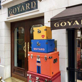 Maison Goyard Photos Reviews Leather Goods E Rd - Commercial invoice template excel free download goyard online store