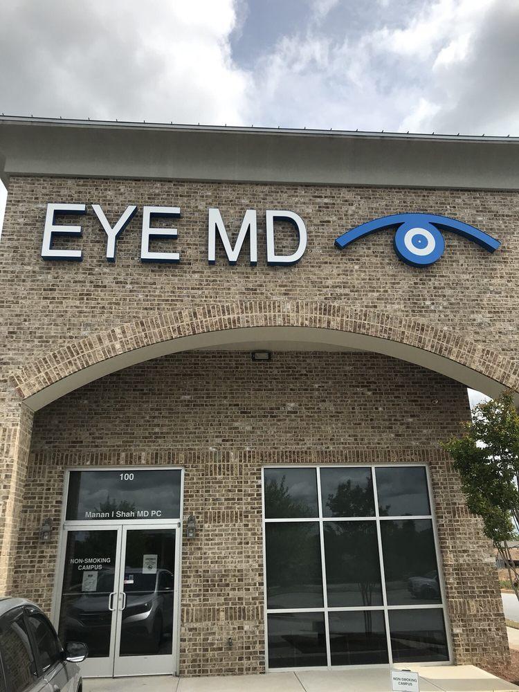 Manan I Shah, MD PC - Eye MD