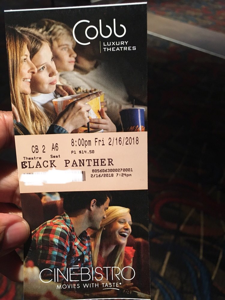 Cobb Luxury Theatres: 7514 Bales St, Liberty Township, OH