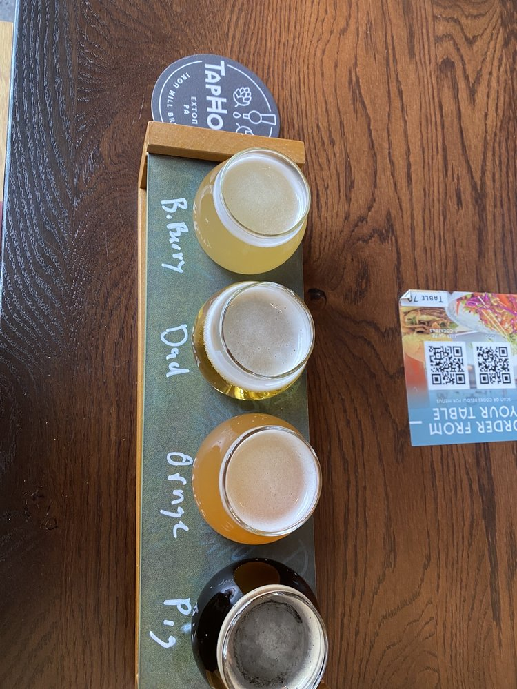 Iron Hill Brewery TapHouse: 260 Eagleview Blvd, Exton, PA