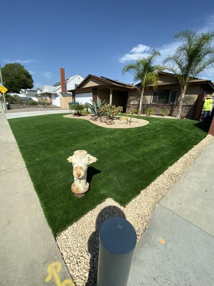 JG Lawns & Artificail Turf