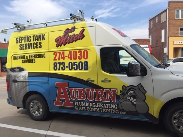 Auburn Plumbing & Heating: 1013 Central Ave, Auburn, NE
