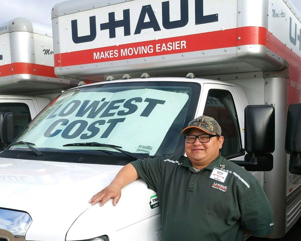 U-Haul Moving & Storage of Santa Fe: 5310 Jaguar Rd, Santa Fe, NM