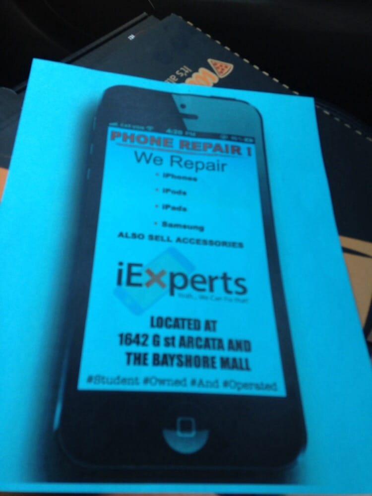 Iexperts 15 Reviews Mobile Phones 3300 Broadway Eureka Ca