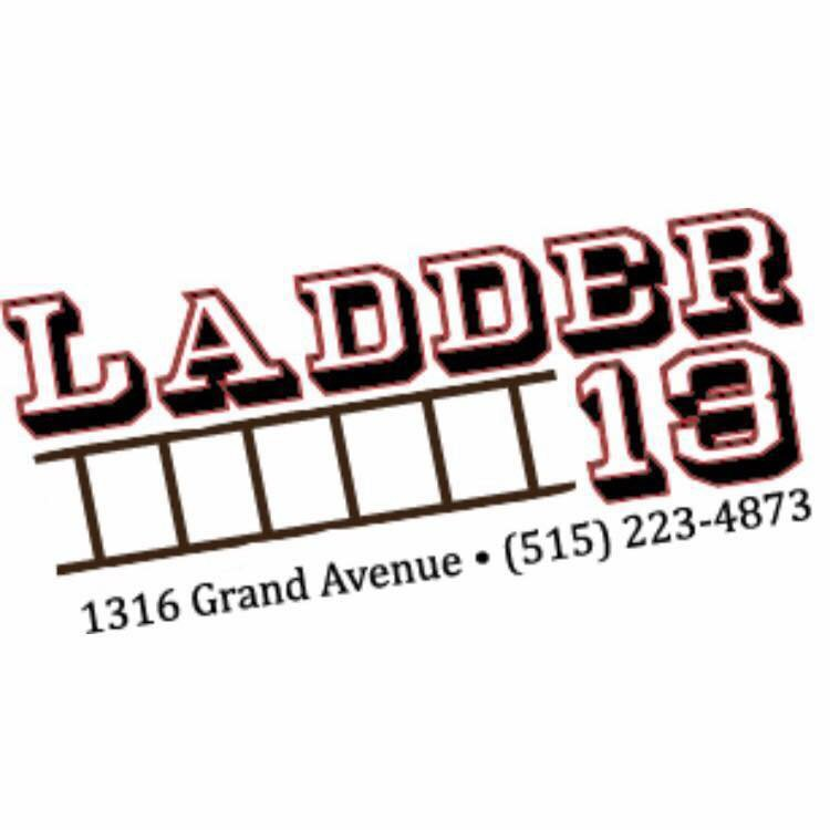 Ladder 13: 1316 Grand Ave, West Des Moines, IA