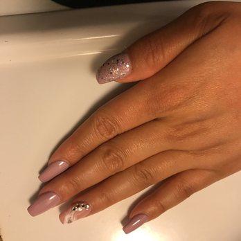 Nails design 130 photos 53 reviews nail salons 524 olive photo of nails design wahiawa hi united states coffin shaped nails done prinsesfo Images