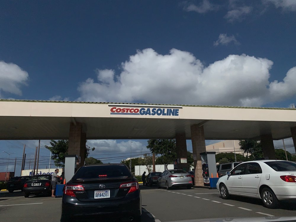 Costco Gasoline: 4589 Kapolei Pkwy, Kapolei, HI
