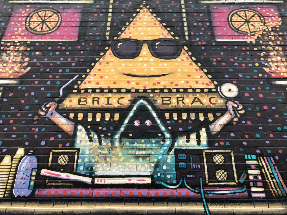 Bric-A-Brac Records: 3156 W Diversey Ave, Chicago, IL