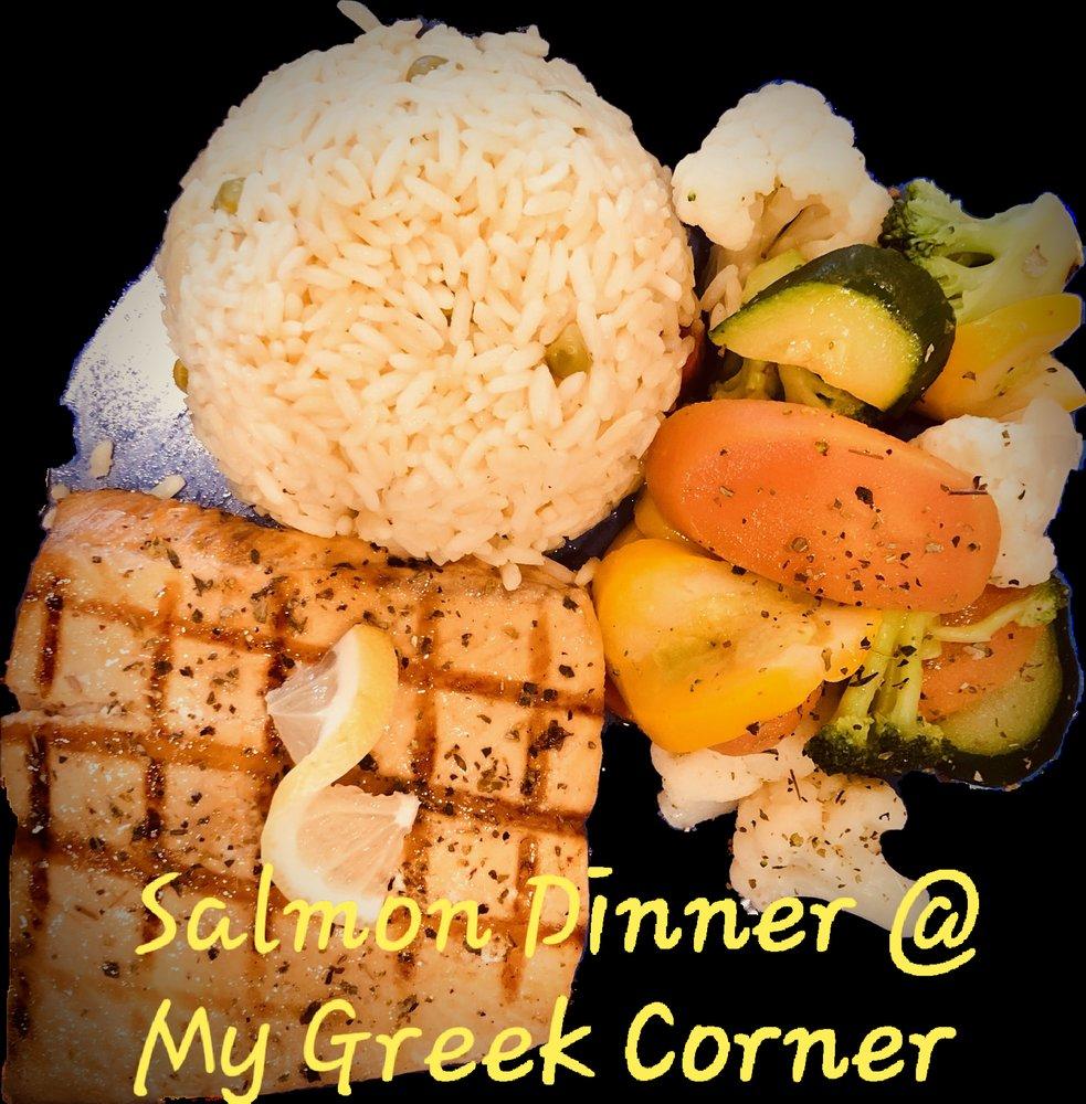 My Greek Corner: 3150 Tampa Rd, Oldsmar, FL