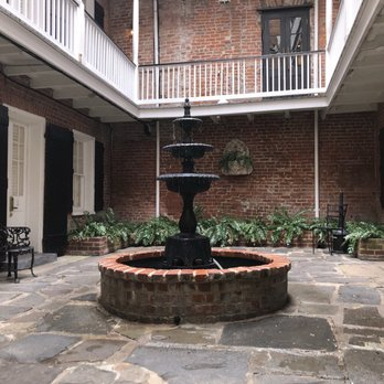 Photo Of Hotel Royal New Orleans La United States The Cute Courtyard