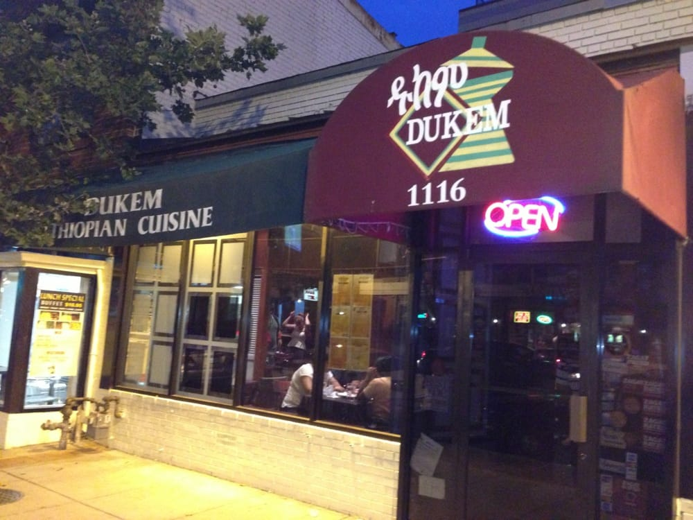 Dukem Ethiopian Restaurant Dc Reviews
