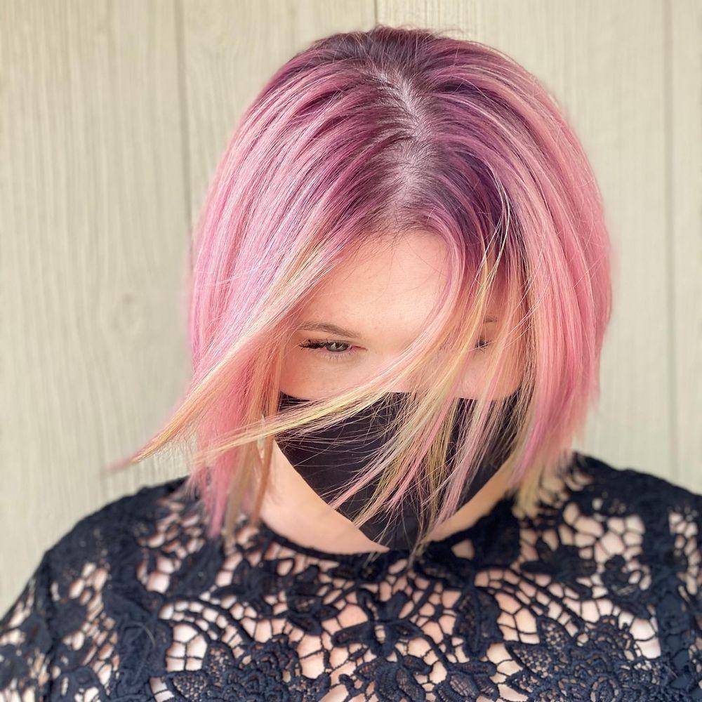 Hair Loft Salon & Spa: 1330 W Crawford St, Salina, KS