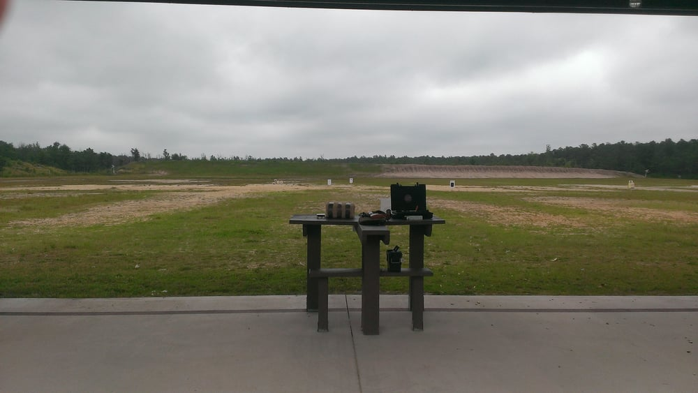 Fort Dix Shooting Range: Range Rd, Pemberton Township, NJ