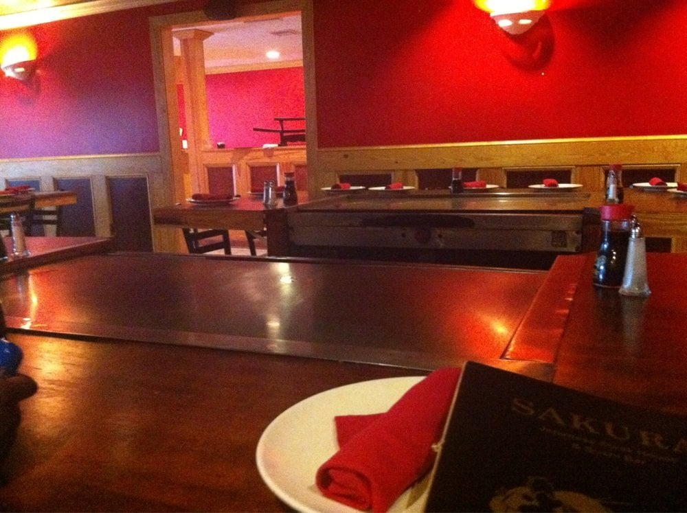 Sakura Japanese Steak House: 1913 Whiskey Rd, Aiken, SC