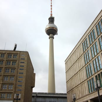 Panoramastr. 1 Berlin