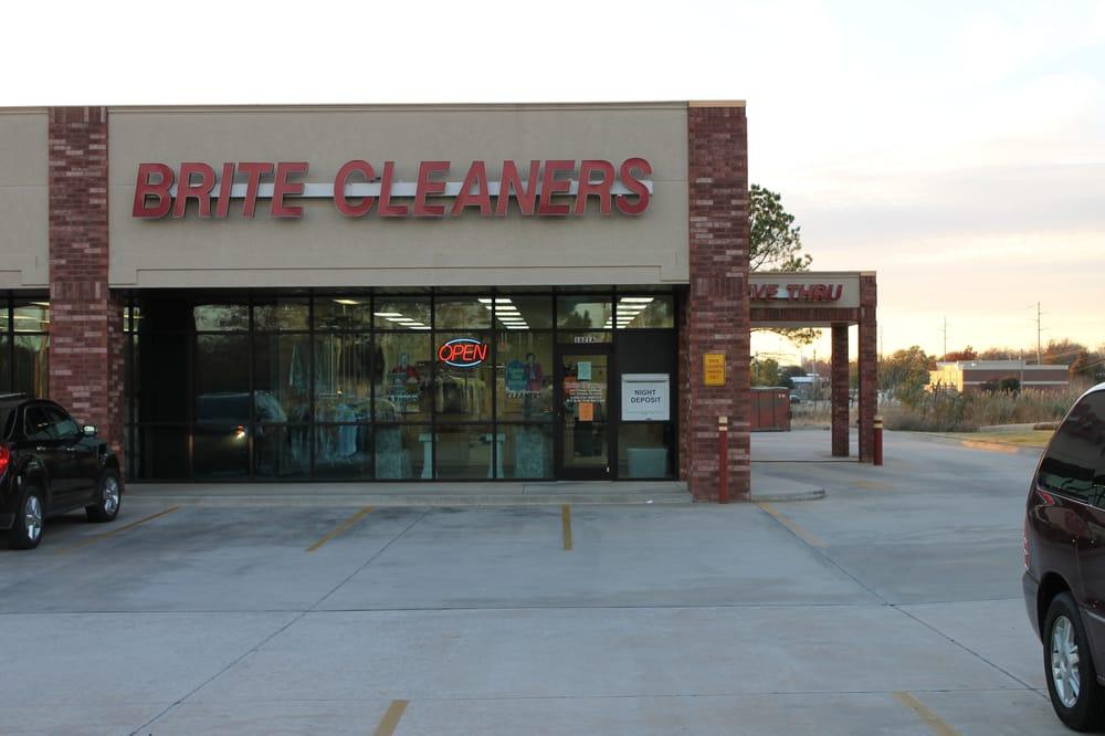 Brite Cleaners: 3390 S Harrah Rd, Harrah, OK