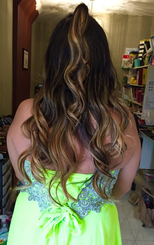 Ombre by julia yelp for Aaron emanuel salon
