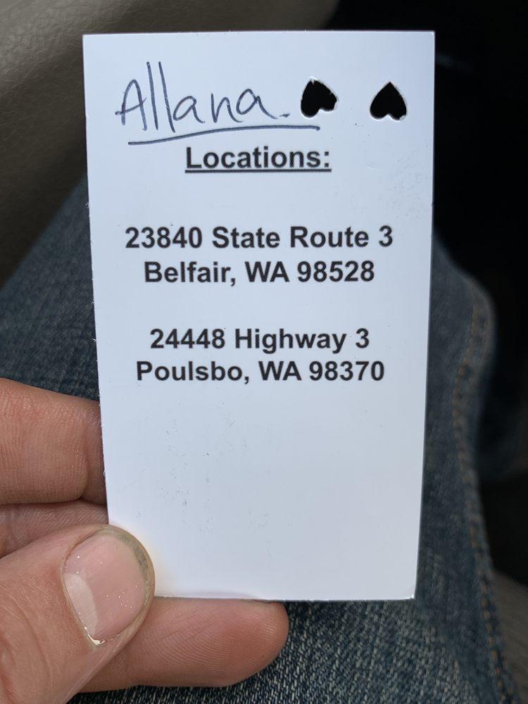 Espresso Gone Wild: 23840 NE State Rt 3, Belfair, WA