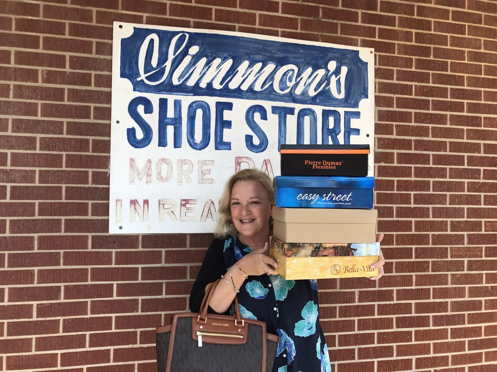 Simmons Shoe Store Humboldt Tn