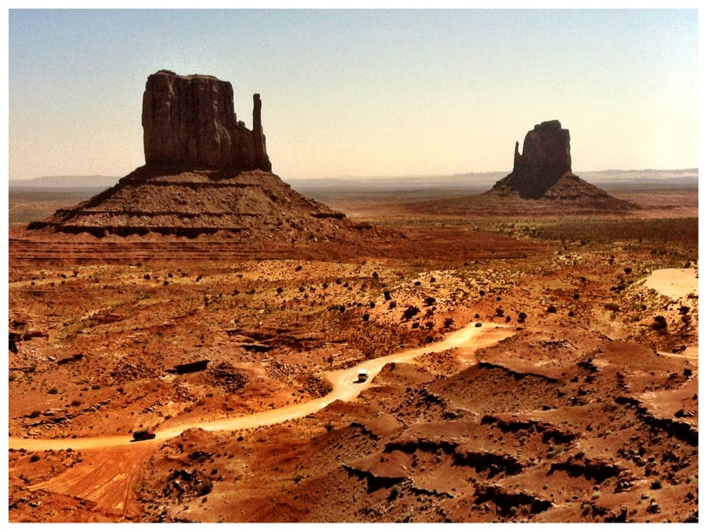 Click It Rv >> Gouldings Monument Valley RV Park Campground - 47 Photos & 31 Reviews - Campgrounds - Rock Door ...