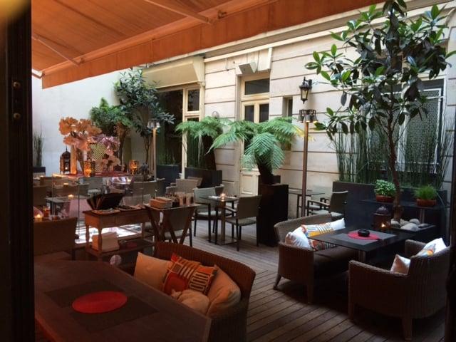 Le patio op ra 42 photos 26 reviews italian 5 rue for Restaurant avec patio paris