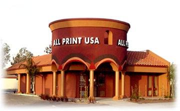 All Print USA: 5754 Tilton Ave, Jurupa Valley, CA