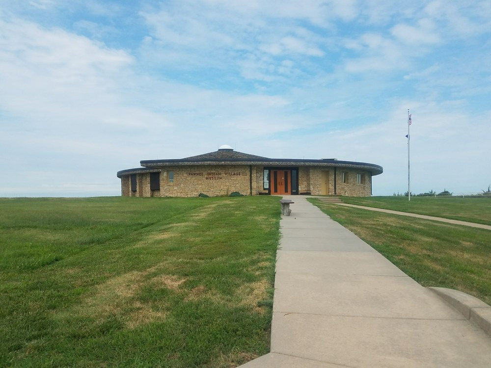 Pawnee Indian Museum State Historic Site: 480 Pawnee Trl, Republic, KS