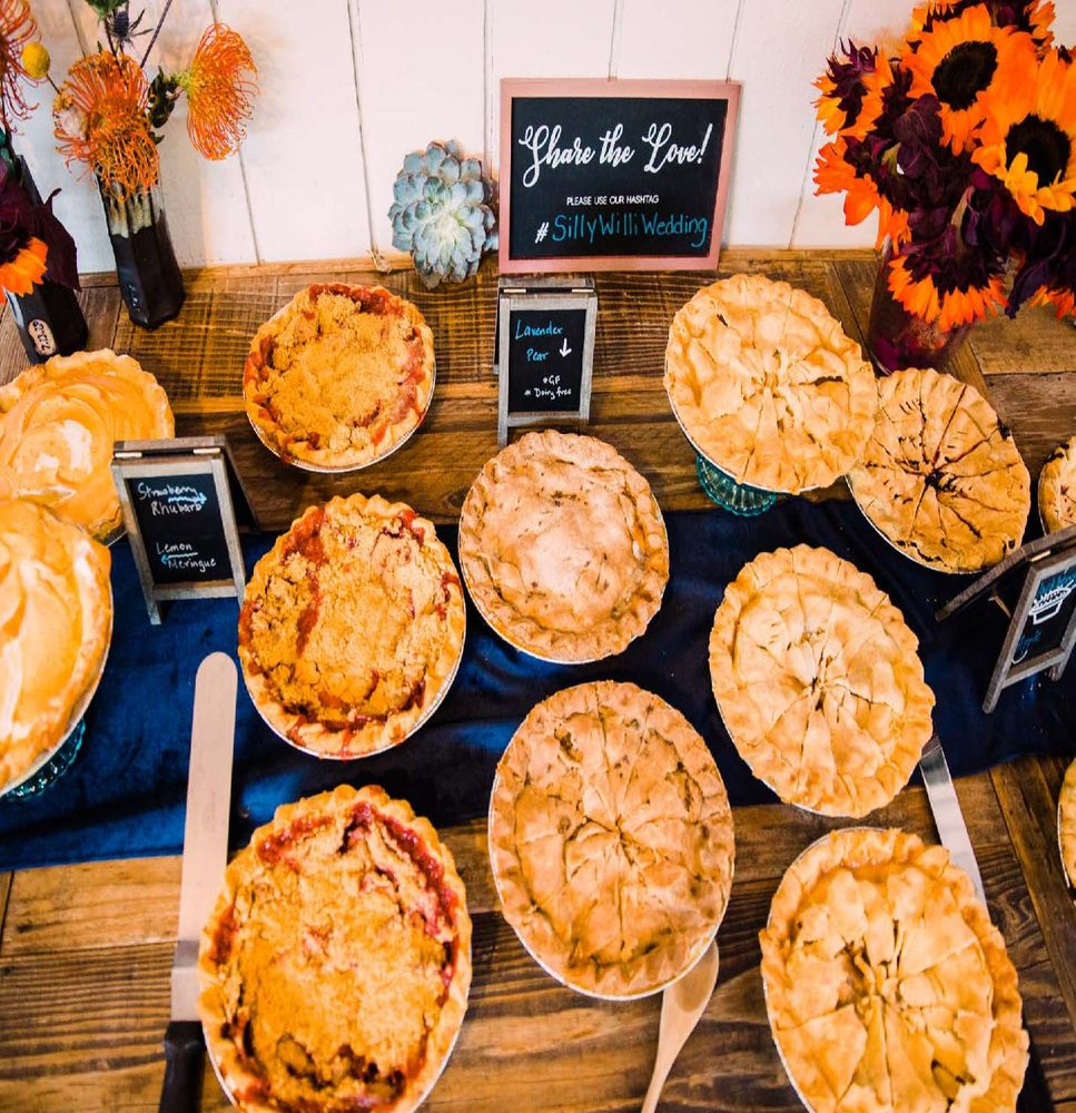 Kemmy's Pies: 299 E Commercial St, Willits, CA