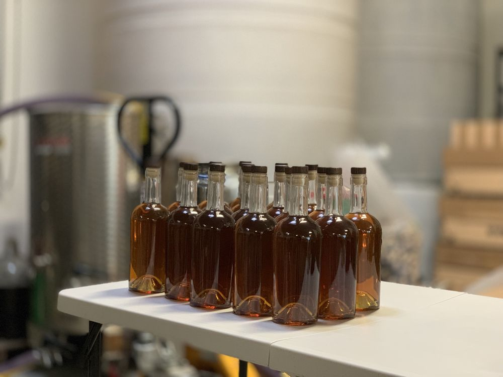 Yelp Experience at Roulaison Distillery