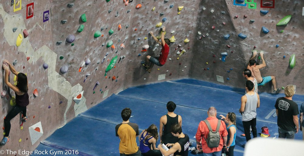 The Edge Rock Gym: 3563 Phillips Hwy, Jacksonville, FL