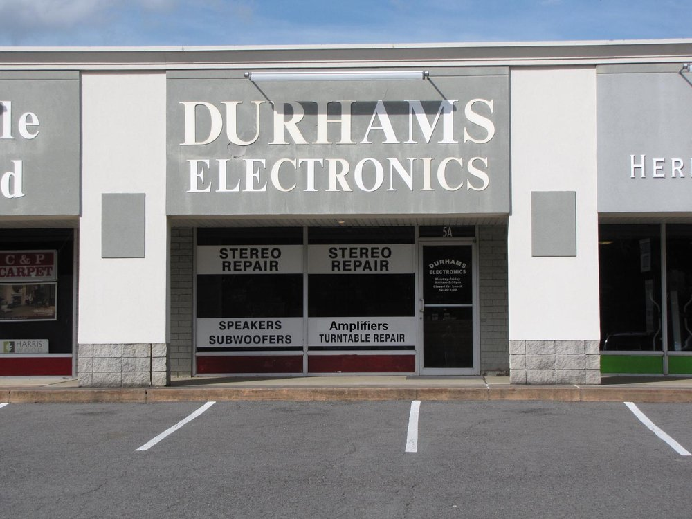 Durhams Electronics: 10014 N Rodney Parham Rd, Little Rock, AR