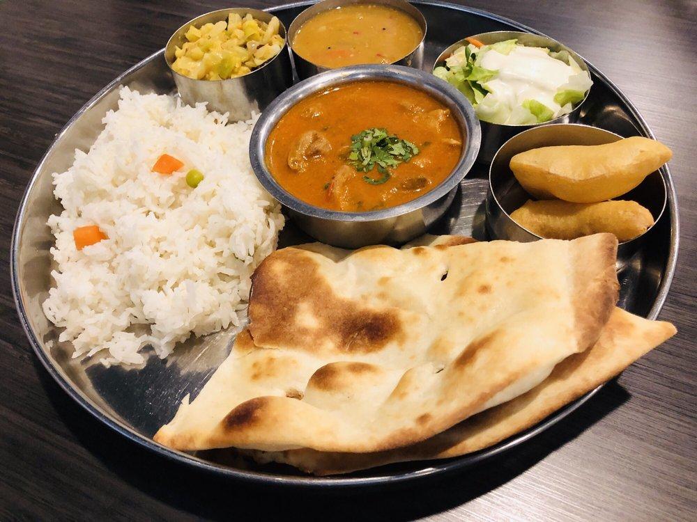Maharajah India Cuisine: 1091 S Mount Vernon Ave, Colton, CA