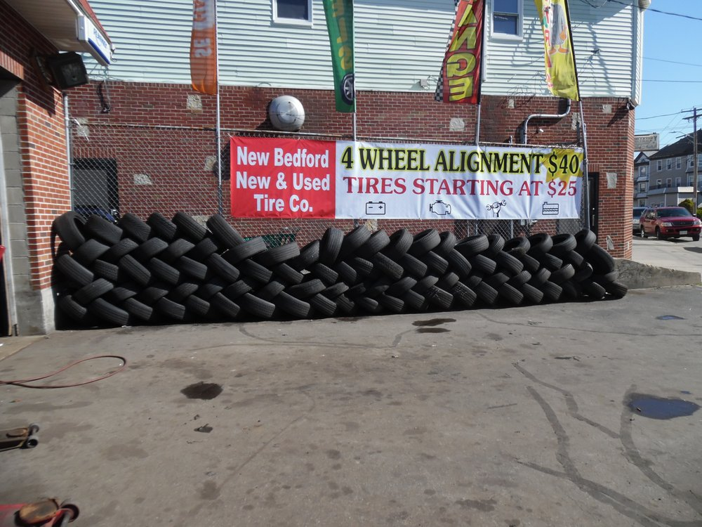 New Bedford New & Used Tire: 437 Belleville Ave, New Bedford, MA