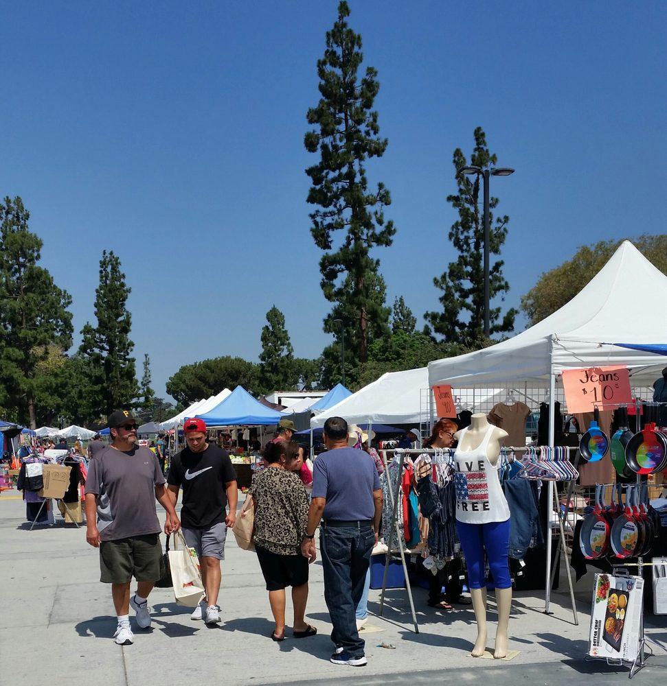 California High School Swap Meet: 9800 S Mills Ave, Whittier, CA
