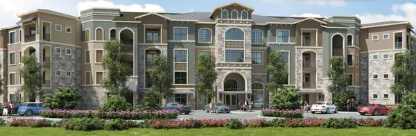 Photo of The Mark Huebner Oaks - San Antonio, TX, United States. Opening