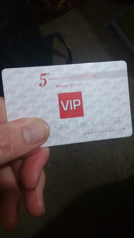 VIP Savings Network