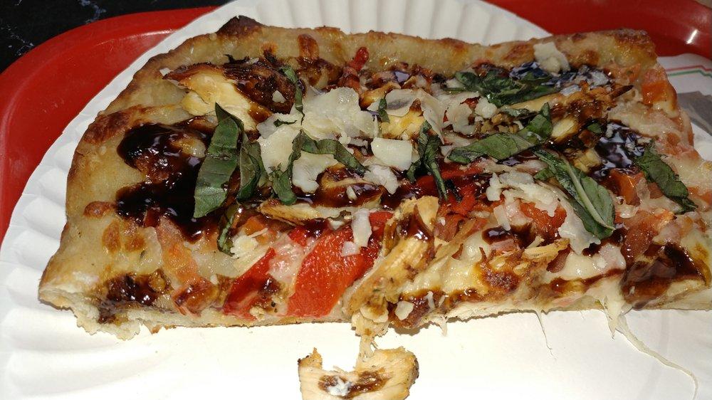 Buccieri's Pizzeria: 106 4th St, Chelsea, MA