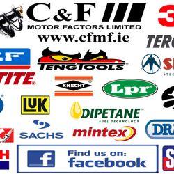Photo of C & F Motor Factors - Dublin, Republic of Ireland. Brands