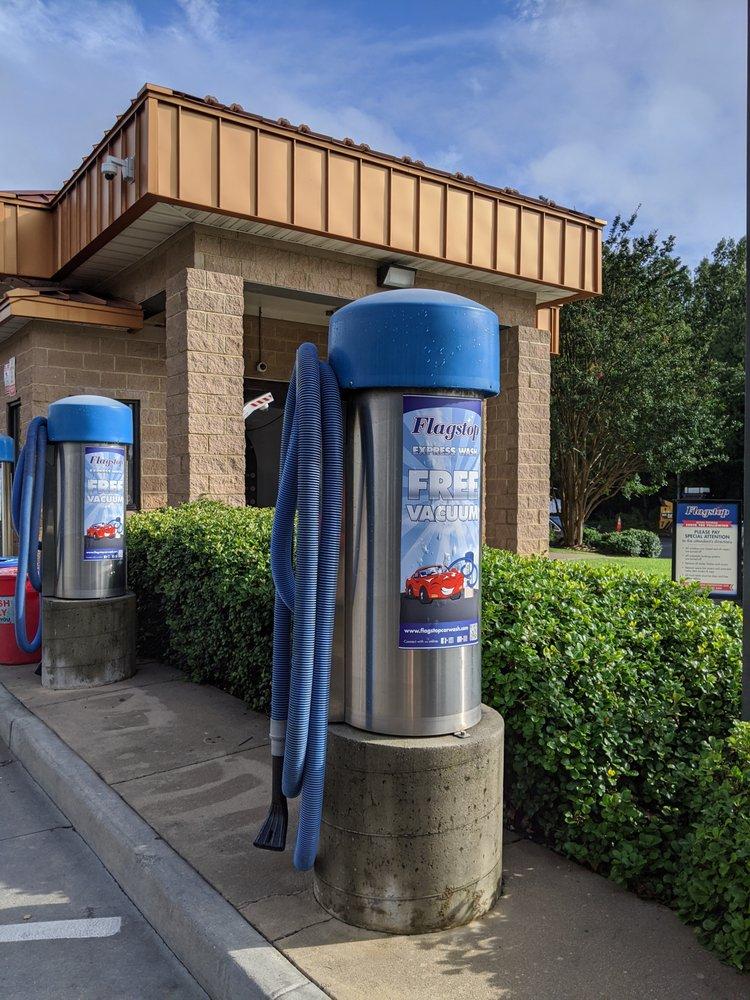 Flagstop Car Wash: 8833 Staples Mill Rd, Richmond, VA