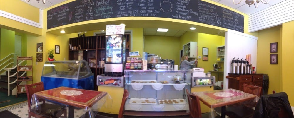 Central Perk Cafe Lancaster Ny
