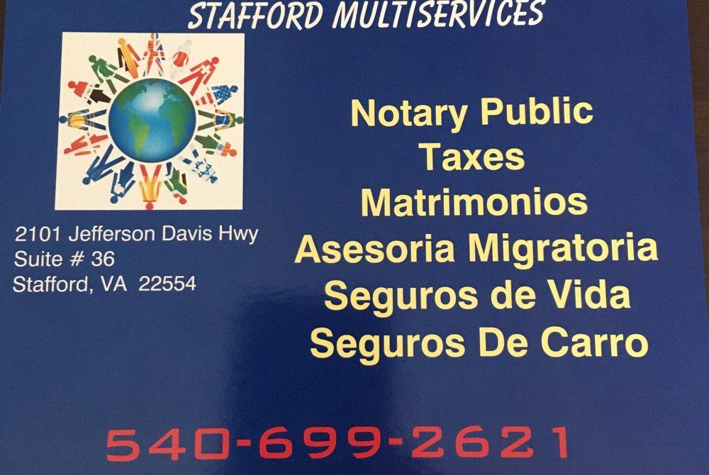 Stafford Multiservices: 7 Upton Ln, Stafford, VA