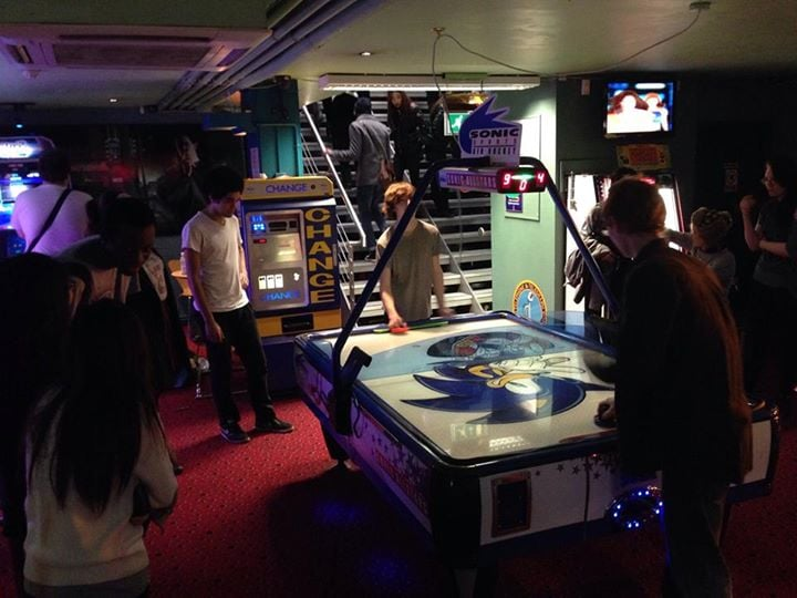 Las Vegas Arcade Soho