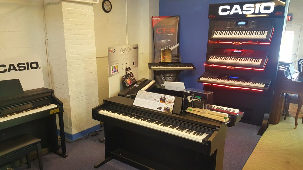Jeff's Piano Sales & Service: 1674 E Mason, Green Bay, WI