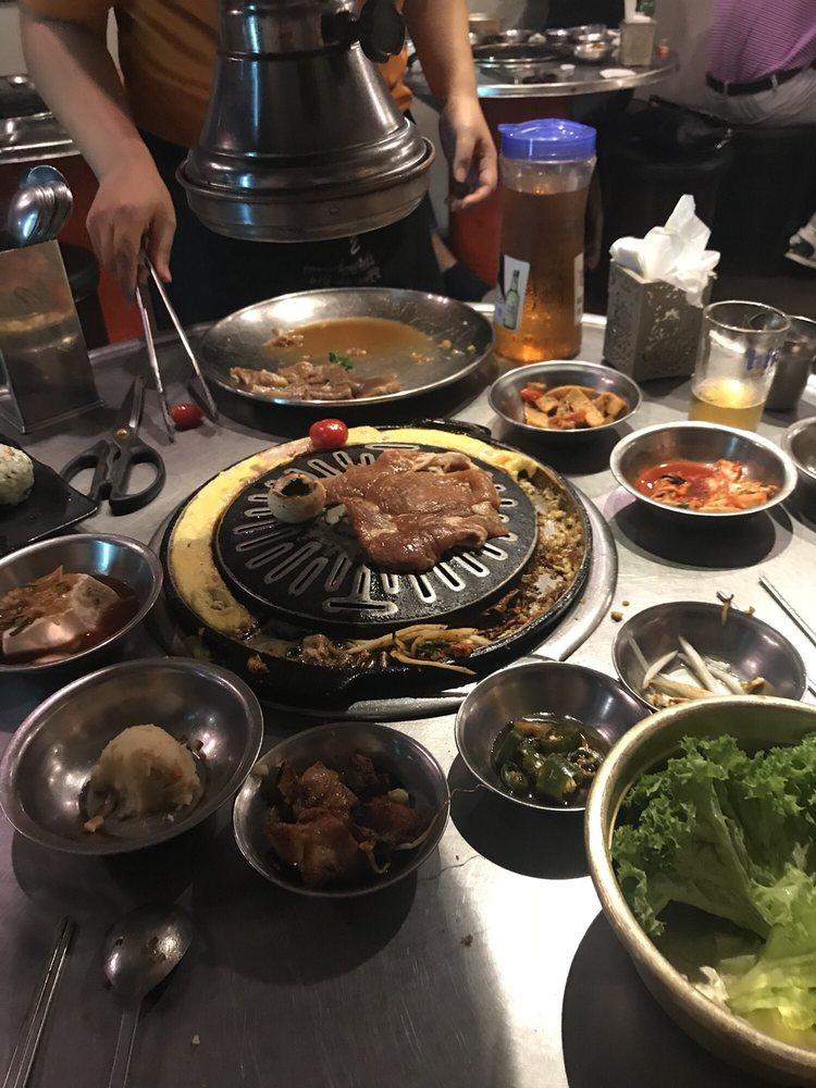 Wang Dae Bak Korean BBQ Singapore