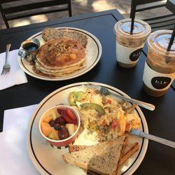 Photo Of Corner Bakery Cafe Irvine Ca United States