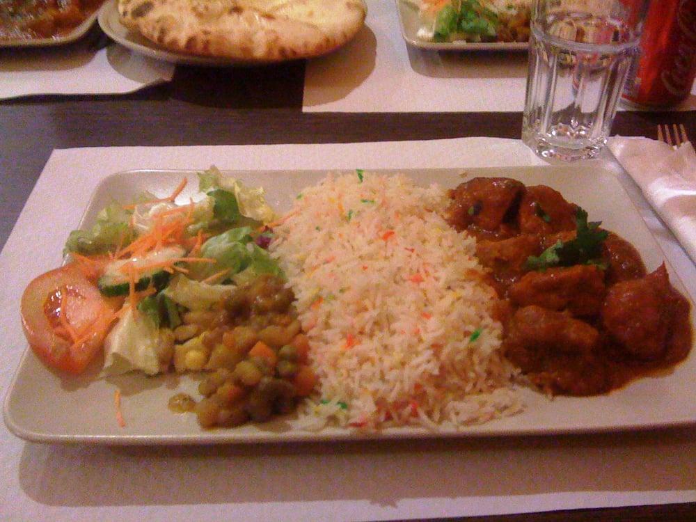 Restaurant Indien Genas