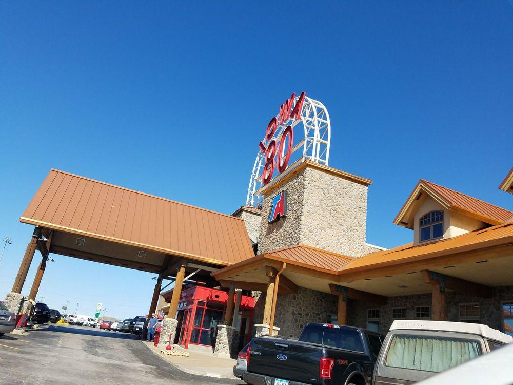 Travel Centers-Walcott: 755 W Iowa 80 Rd, Walcott, IA