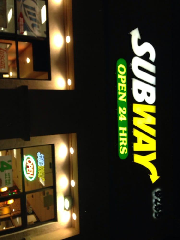 Subway coupons las vegas